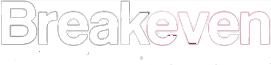 Breakeven logo desktop