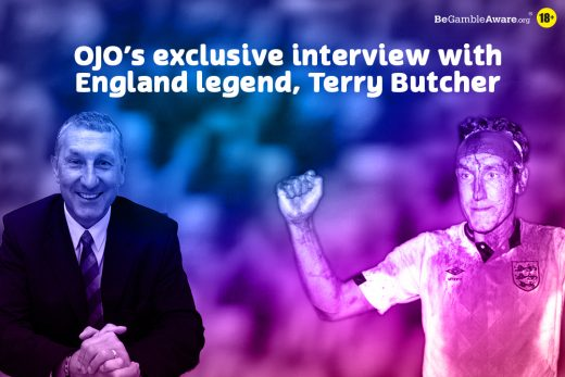Terry Butcher interview
