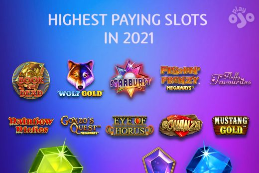 HIGHEST PAYING SLOTS IN 2021
