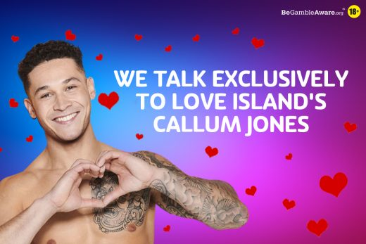 Callum Jones Love Island